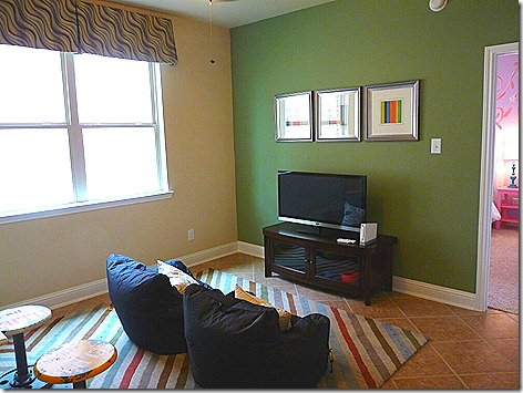 New House - Playroom