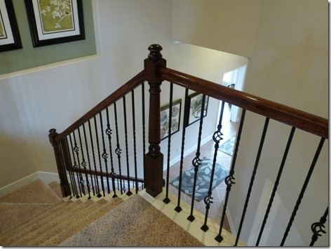 New House - Stairs