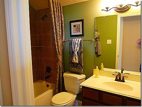 New House - Upstairs Bathroom