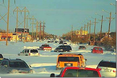 Amarillo Snow