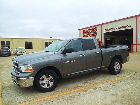 Rental Truck
