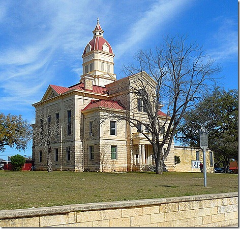 Bandera Courthouse