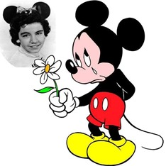 Annette and Mickey