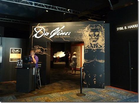 Da Vinci Entrance