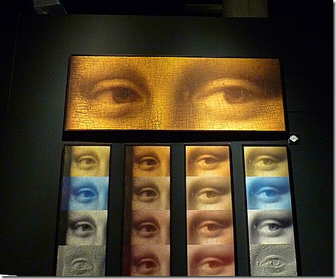 Da Vinci Eye Samples
