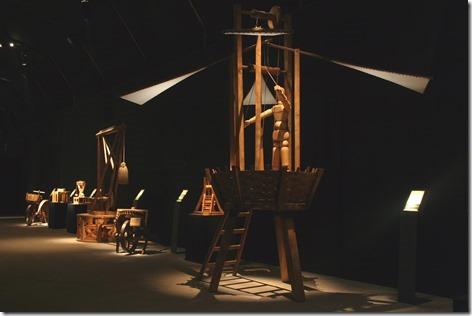 Da Vinci Vertical Ornithopter