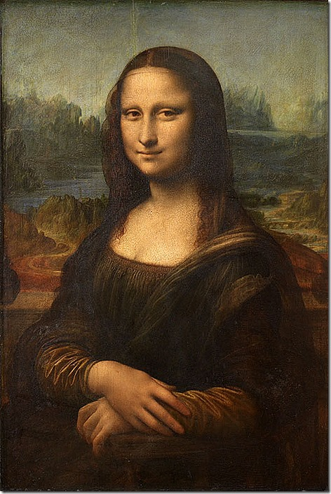 Mona Lisa - Now