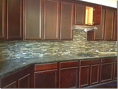 Brandi New House Backsplash