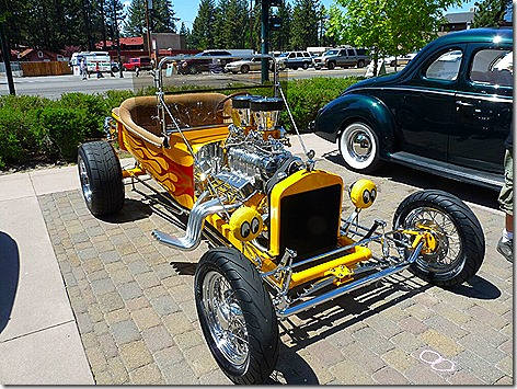 Heavenly Village Car Show 1