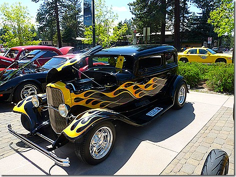 Heavenly Village Car Show 2
