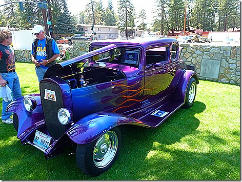Heavenly Village Car Show 5