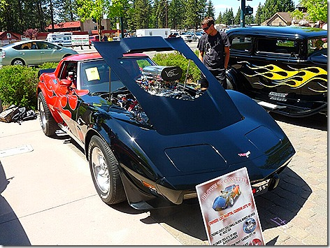Heavenly Village Car Show 7