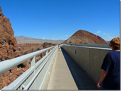 Hoover Dam Bridge 4