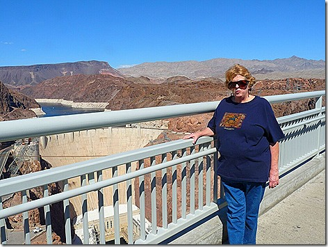 Hoover Dam Bridge 5