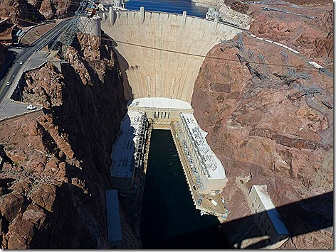 Hoover Dam Bridge 8