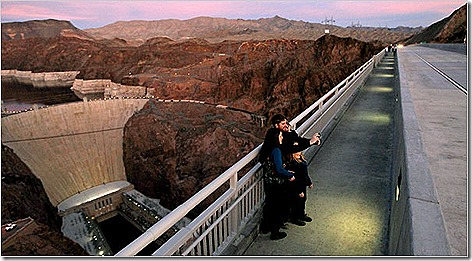 Hoover Dam Bypass Walkway