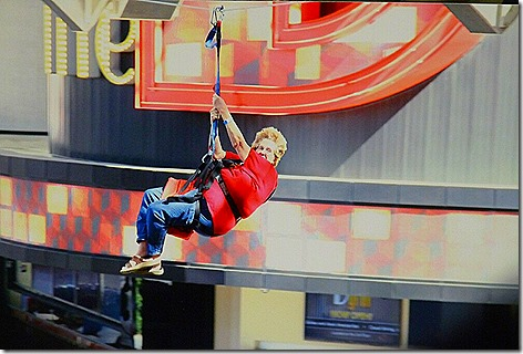 Jan's Zip Line Photo