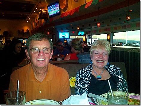 Jim & Peri Dean