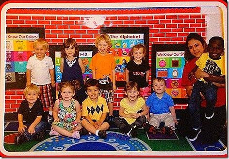 Landon's School Picture 2013