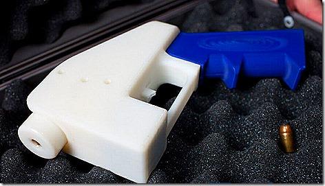 Liberator 3D Pistol