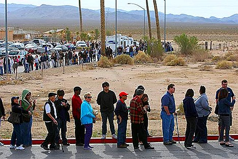 Primm's Lotto Line