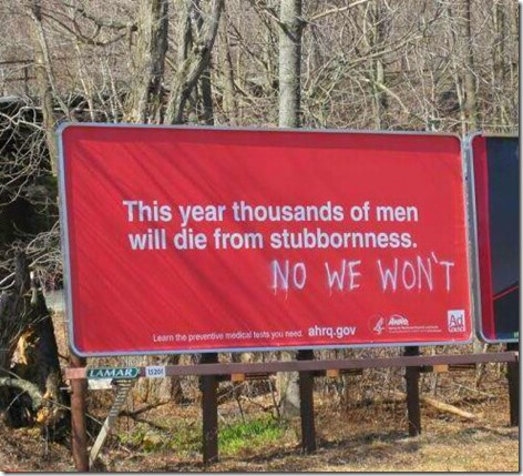 Stubborn-men