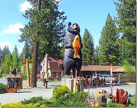 Tahoe Bear's Den 5