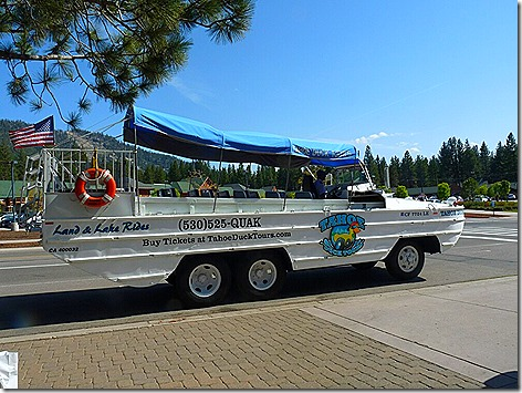 Tahoe Duck Tour 1