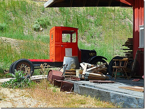 Virginia City Train 13