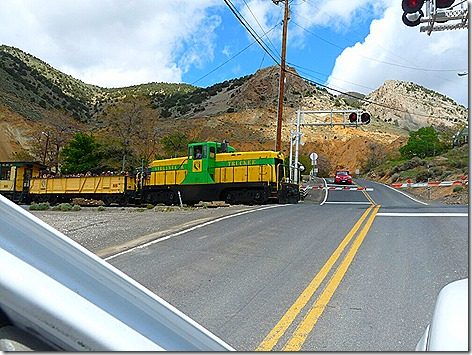 Virginia City Train 1