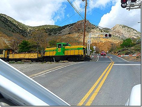 Virginia City Train 1