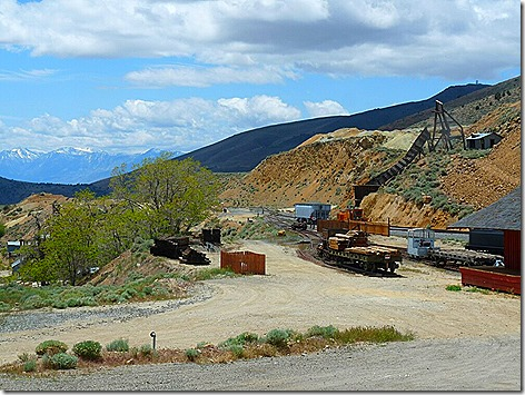 Virginia City Train 4