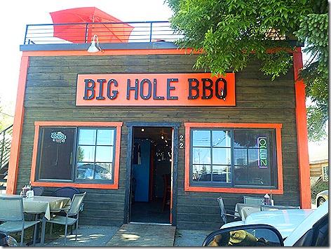 Big Hole BBQ