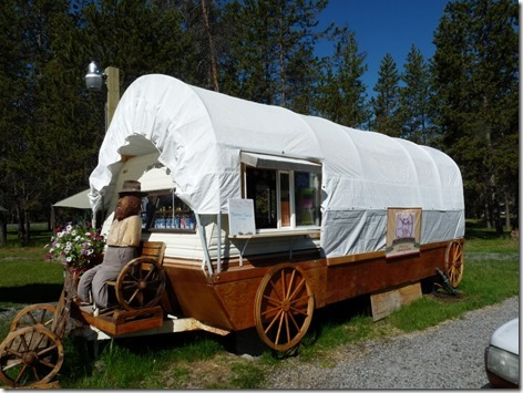 Big Jim's Coffee Wagon