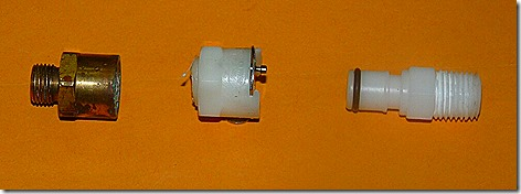 Broken Water Connectors