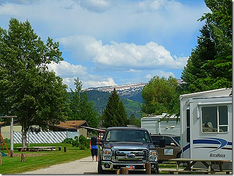 Teton Valley Campground 3