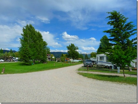 Teton Valley Campground 4