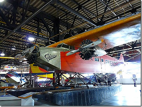 Bushplan Fokker Tri-Motor