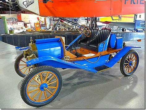 Bushplan Ford Runabout