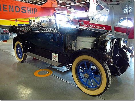 Bushplan Stanley Steamer