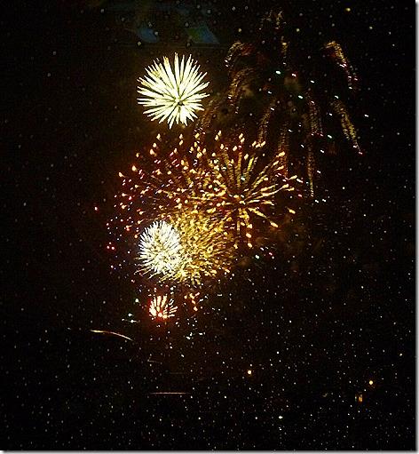 Escapade Fireworks 1