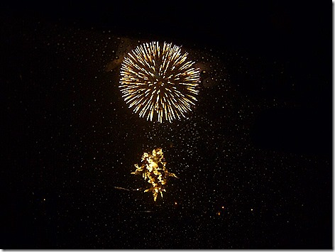 Escapade Fireworks 3