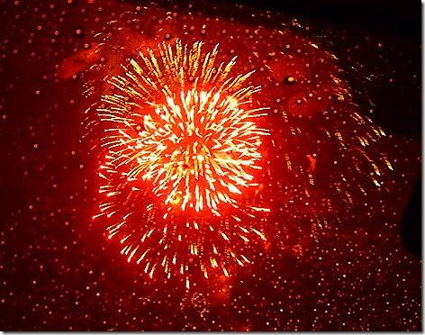Escapade Fireworks 4