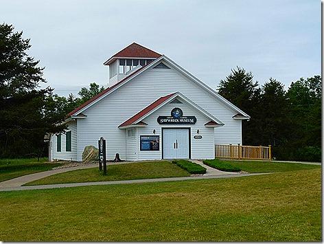 Great Lakes Shipwreck Museum 1
