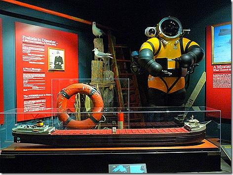Great Lakes Shipwreck Museum 5