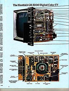 Heathkit Color TV 1