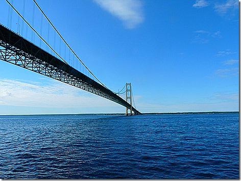 Mackinac Island Bridge 3