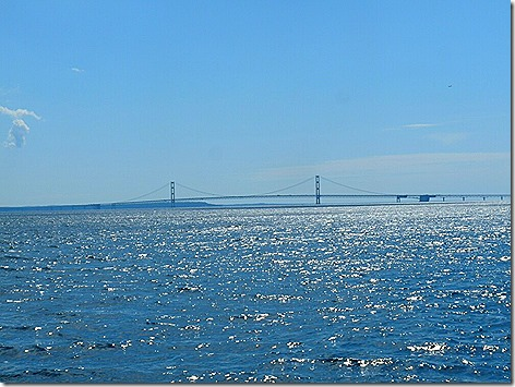 Mackinac Island Bridge 4