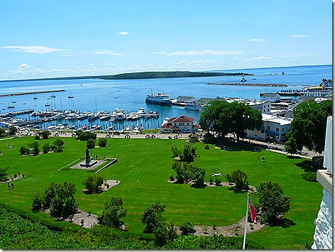 Mackinac Island Fort 1
