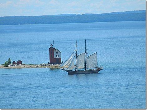 Mackinac Island Fort 3